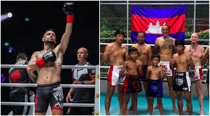 Andy Souwer ONE Chamionship Khmer Komlang