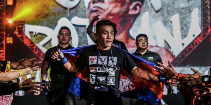 Chan Rothana Kun Khmer ONE Championship