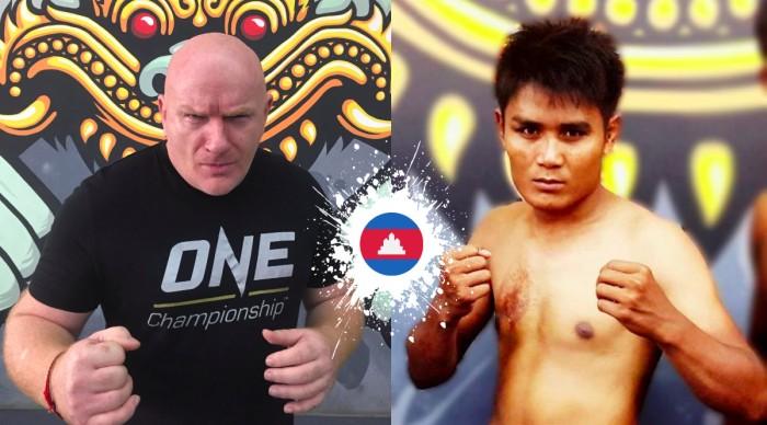 Alan Mccune Khon Sichan ONE Championship Khmer Komlang Kun Khmer