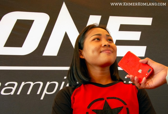 Vy Srey Khouch Stefan Romare Khmer Komlang ONE Championship