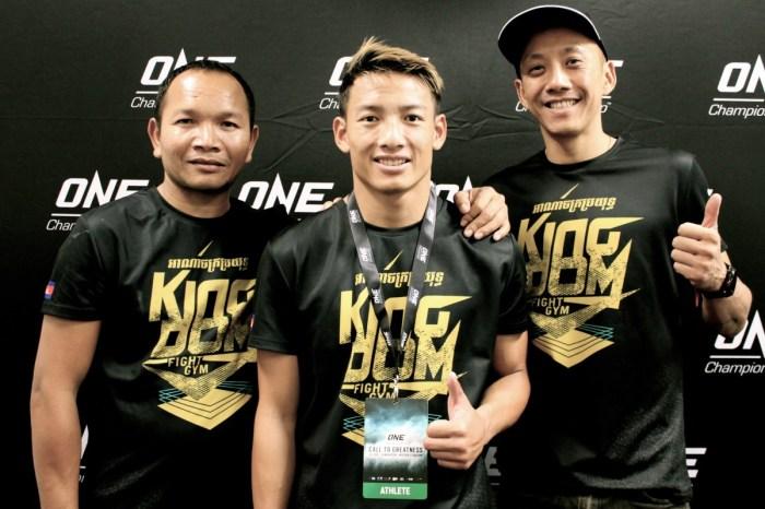 Kong Sambo Matias Andres Kun Khmer ONE Championship