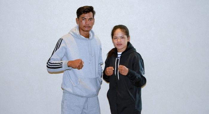 Nou Srey Pov Lao Chetra ONE Championship Khmer Komlang Stefan Romare