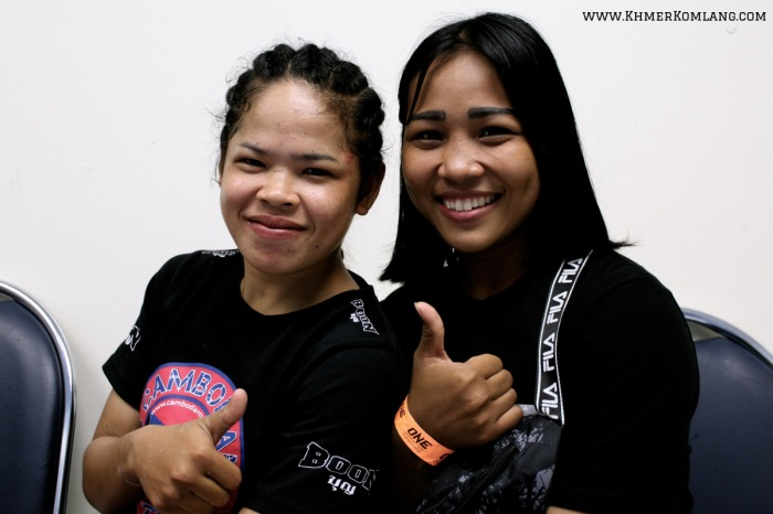 Nou Srey Pov Khmer Komlang Kun Khmer ONE Championship