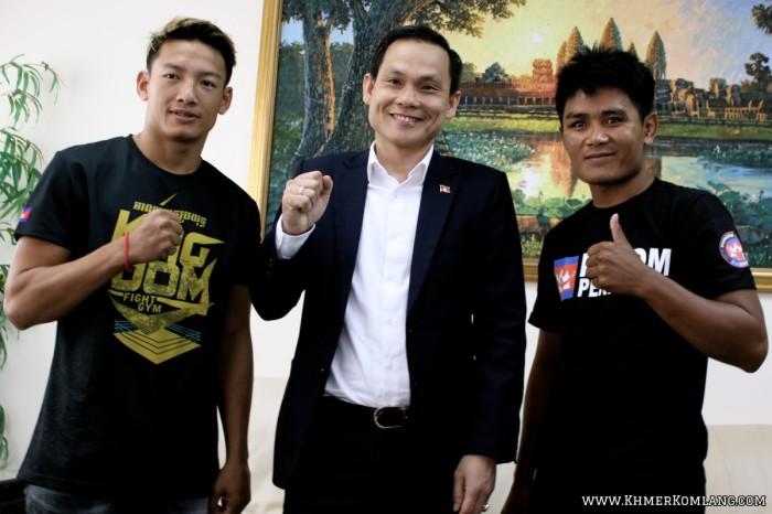 Kong Sambo Matias Andres Kun Khmer Khon Sichan