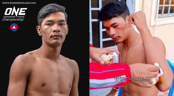 Lao Chetra ONE Championship Khmer Komlang Kun Khmer