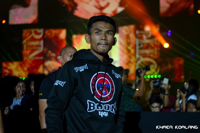 Rin Saroth Photo: Stefan Romare Khmer Komlang Kun Khmer ONE Championship