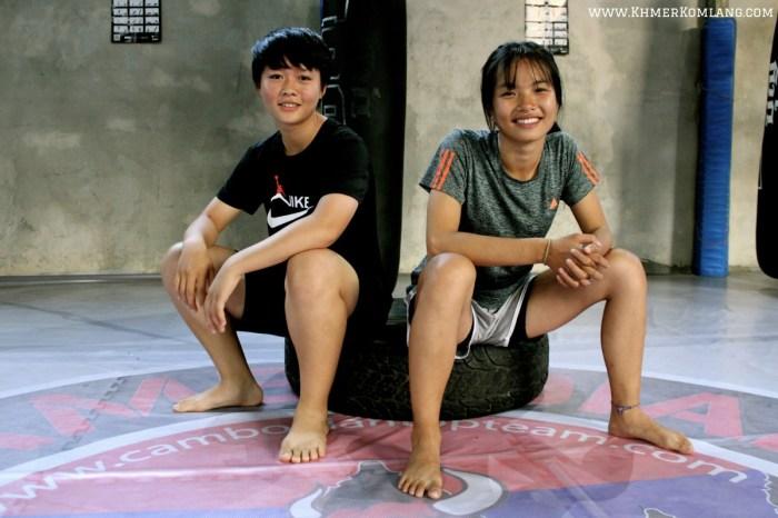 Chheng Tharoth Matias Andres Khmer Komlang Kun Khmer