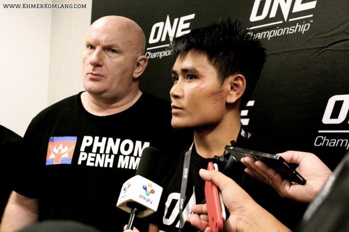 Khon Sichan ONE Championship Alan Mccune Matias Andres Kun Khmer