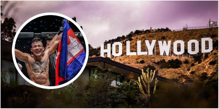 Hollywood Kun Khmer Chan Rothana The Riel Team